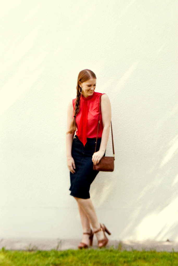 jeansrock-kombinieren-stylen-jeansskirt-creolen-sommer-outfit-look-zopf-flechtzopf-sommerfrisur-blogger-fashion-muenchen-modeblogegerin-muenchen-moreandmore-f1