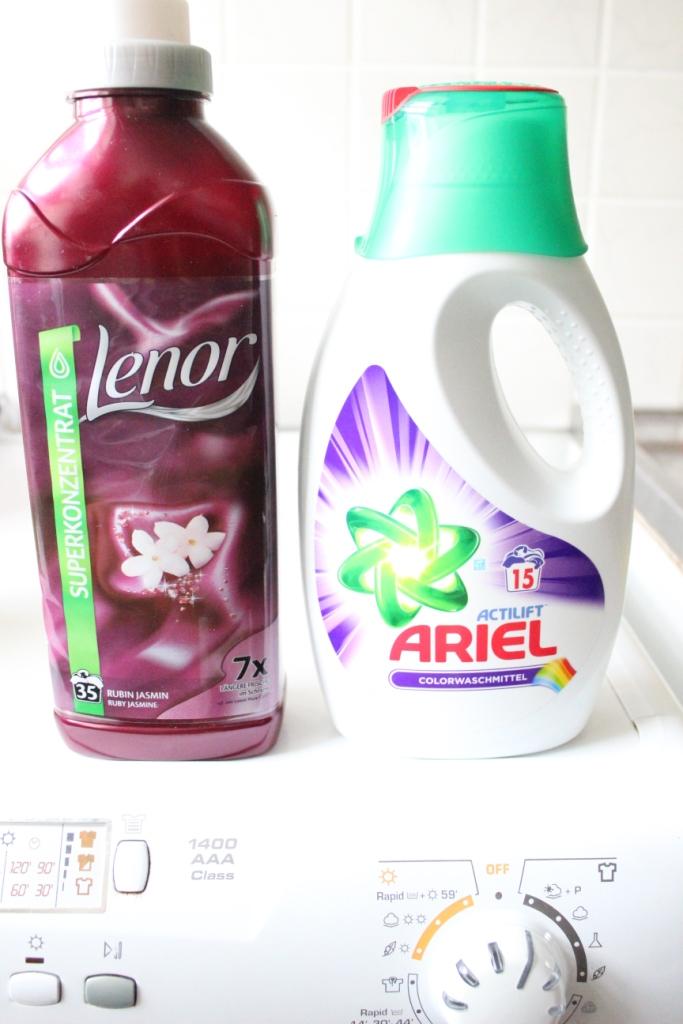 Ariel-Flüssig-Pulver-Waschmittel-Lenor-wäsche-richtig-waschen-kleidung-pflegen-1