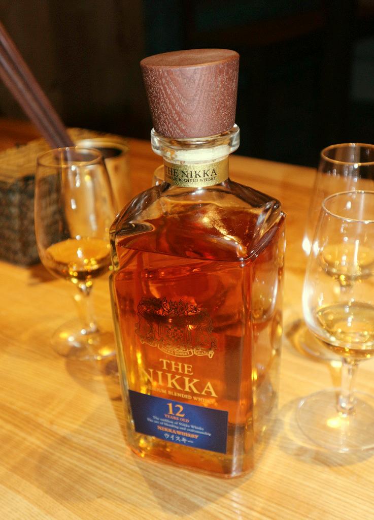 japanischer-nikka-whisky-from-the-barrel-12-years-tasting-food-blog-blogger-muenchen-deutschland-maenner-male-usagi-restaurant-bar-f2